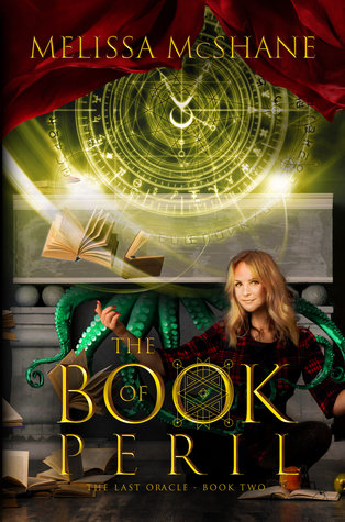 The Book of Peril by Melissa McShane