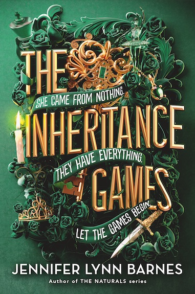 The Inheritance Games (The Inheritance Games, #1) by Jennifer Lynn Barnes